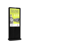 Android Freestanding Digital Posters